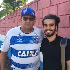 Guto Ferreira, valeu pela moral!