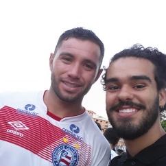 Mena, lateral da seleção do Chile chegou para substituir Juninho Capixaba, negociado com o Corinthians.
