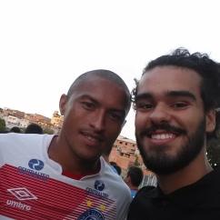 Nino Paraíba, lateral chega ao clube após ótima temporada na Ponte Preta.