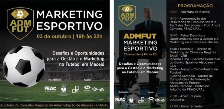ADMFUT Marketing Esportivo Maceió