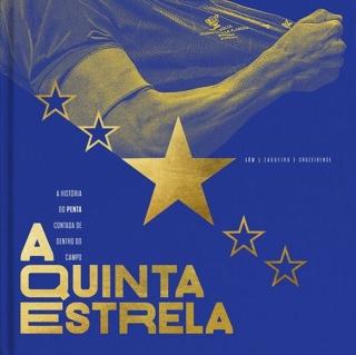 Capa do Livro A Quinta Estrela