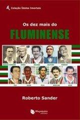 Livro Os dez mais do Fluminense