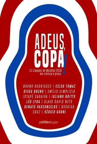 Capa do livro Adeus Copa