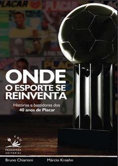 Capa do livro onde o esporte se reiventa
