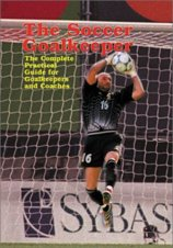 Capa do livro the soccer goalkeeper
