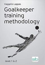 Capa do livro goalkeeper training methodology