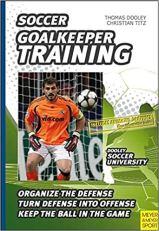 Capa do livro soccer goalkeeper