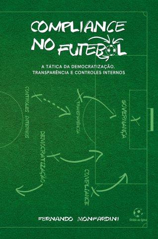 Capa do livro compliance no futebol