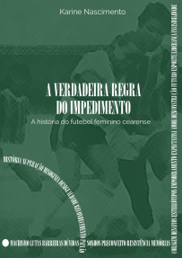 capa do livro a verdadeira regra do impedimento