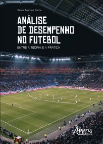 Capa do livro analise de desempenho no futebol