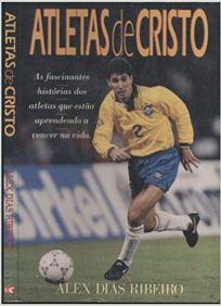 capa do livro atletas de cristo
