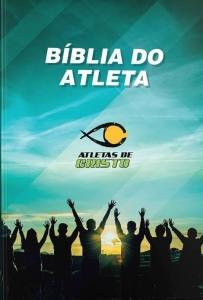 capa do livro biblia do atleta