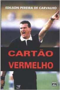 capa do livro cartao vemelho