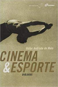 capa do livro cinema e esporte