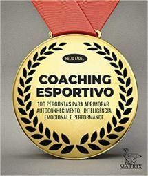 capa do livro coaching esportivo 100 perguntas