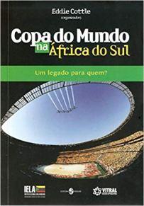 capa do livro copa do mundo na africa