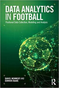 capa do livro data analytics in football