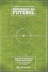 Capa do livro dicionario do futebol