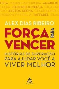 capa do livro forca para vencer