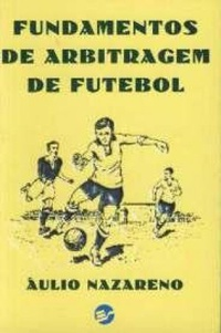 capa do livro fundamentos de arbitragem de futebol