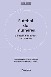 capa do livro futebol de mulheres