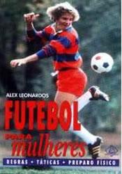capa do livro futebol para mulheres