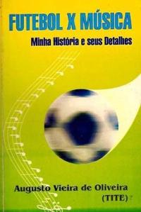 capa do livro futebol x musica