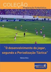 capa do livro ivro o desenvolvimento do jogar segundo a periodização tatica