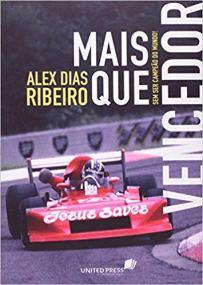 capa do livro mais que vencedor sem ser campeao do mundo
