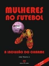 capa do livro mulheres no futebol