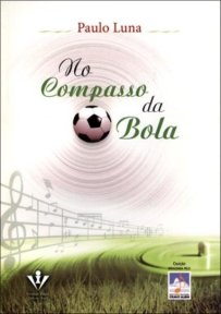 capa do livro no compasso da bola