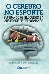 capa do livro o cerebro no esporte