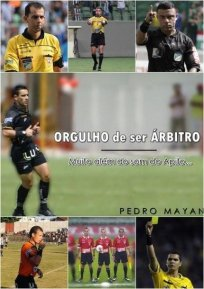 capa do livro orgulho de ser arbitro