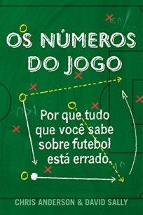 Capa do livro os numeros do jogo