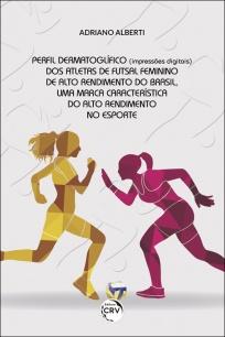 capa do livro perfil dermatoglifico