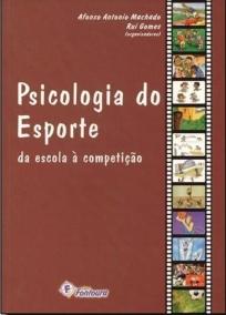 capa do livro psicologia do esporte da escola a competicao