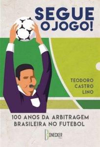 capa do livro segue o jogo