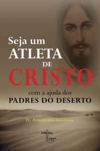capa do livro seja um atleta de cristo