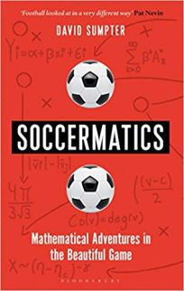 Capa do livro soccermatics
