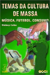capa do livro temas da cultura de massa