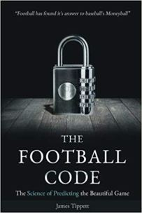 capa do livro the football code