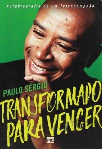 capa do livro transformando para vencer