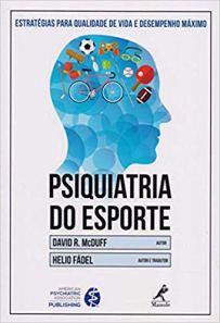 livro psiquiatria do esporte