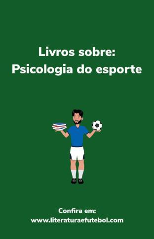 livros psicologia do esporte