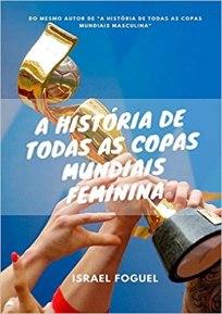 capa do livro a historia de todas as copas mundiais femininas