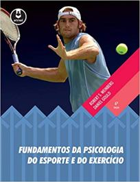 capa do livro fundamentos da psicologia do esporte e do exercicio