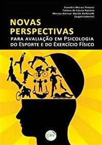capa do livro novas perspectivas para avaliacao em psicologia do esporte e do exercicio fisico
