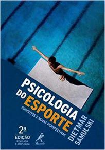 capa do livro psicologia do esporte conceitos e novas perspectivas