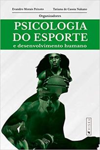 capa do livro psicologia do esporte e desenvolvimento humano
