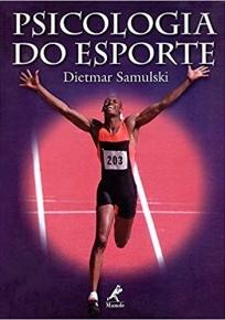 capa do livro psicologia do esporte